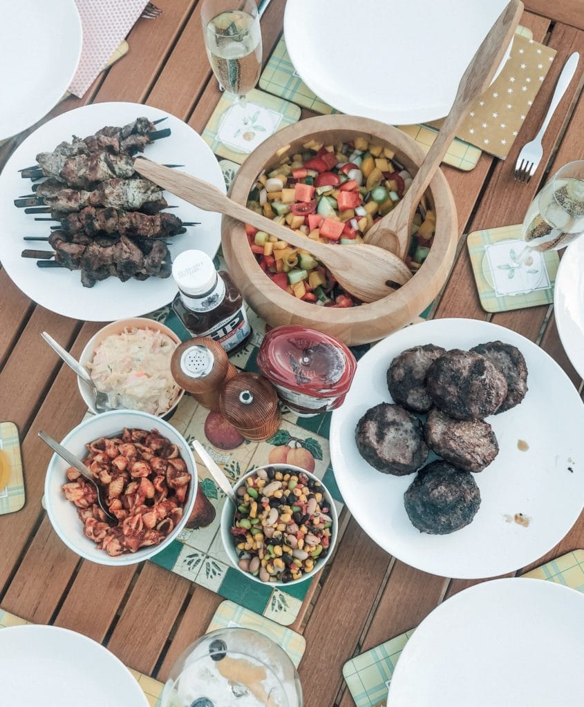 BBQ Season with Nicholson's of Whitley Bay