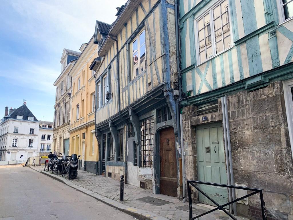 5 Reasons to visit Rouen, Normandy
