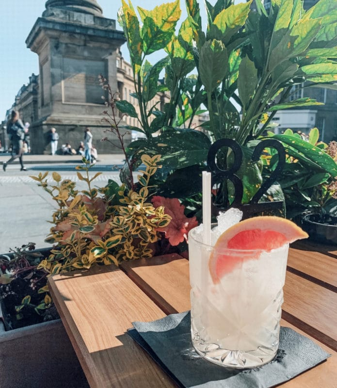 Bars & Pubs In Newcastle with Outdoor Terraces