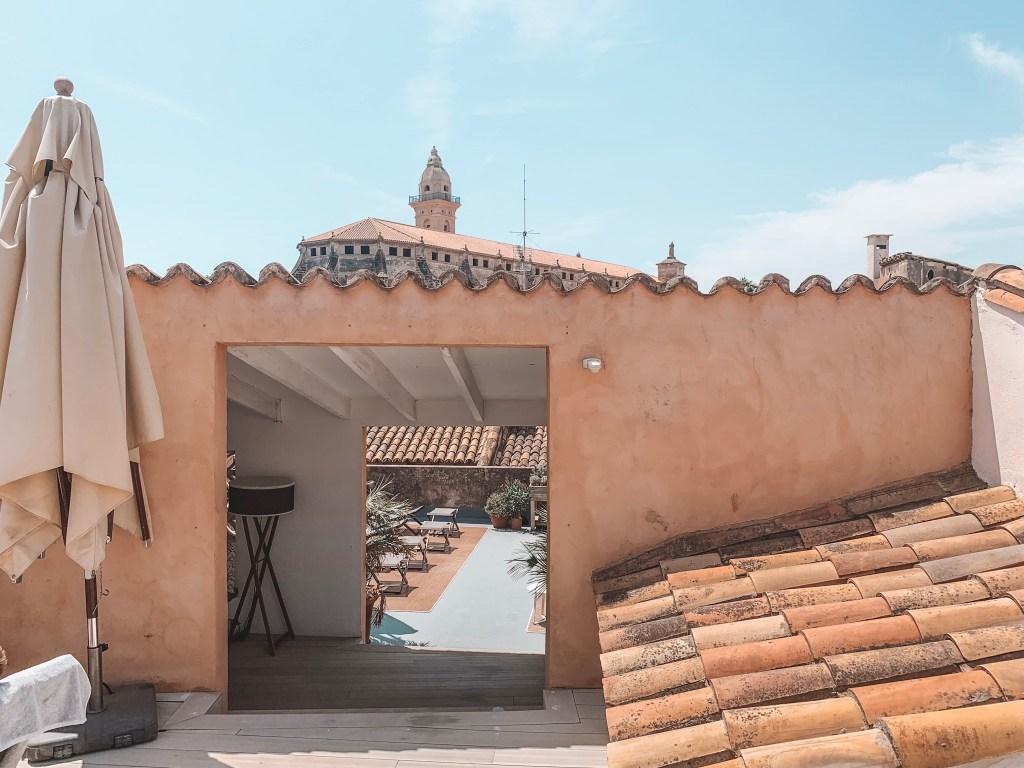 Hotel Posada Terra Santa Palma Mallorca