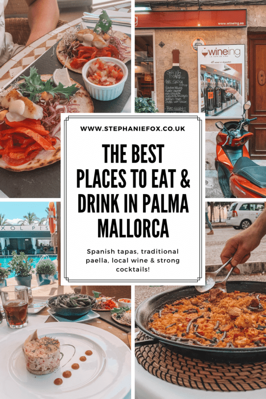 The best places to eat and drink in Palma Mallorca