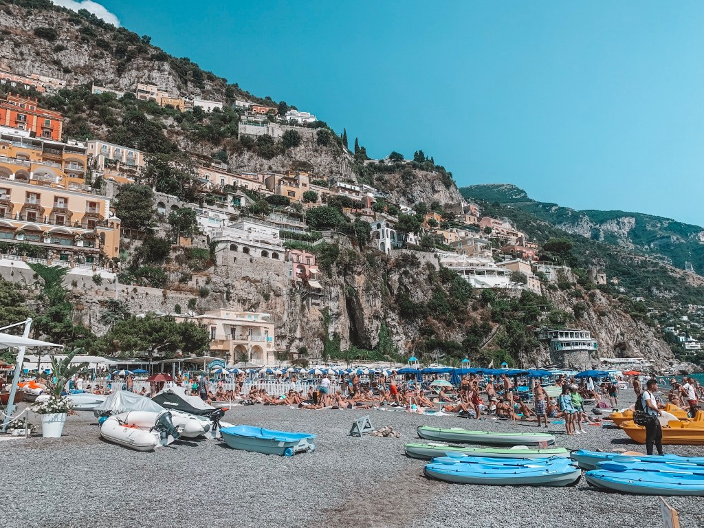 Postcards from Positano
