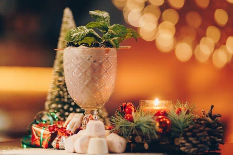 christmas cocktail livello