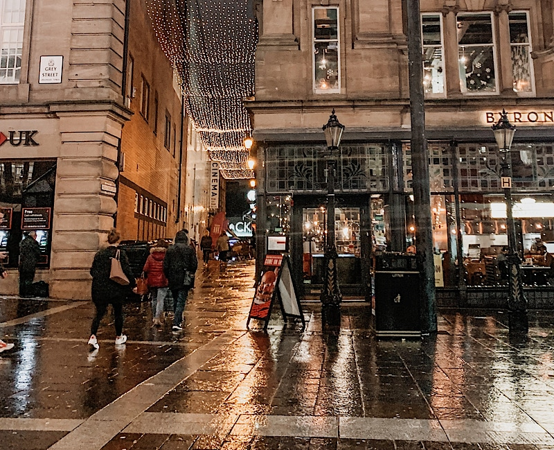 Things to do when it rains in Newcastle