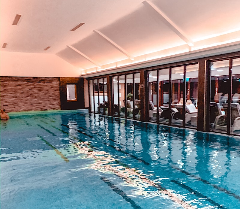 Armathwaite Hall Hotel & Spa Swimming pool