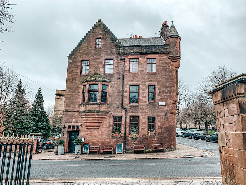 Cathedral House Hotel Glasgow