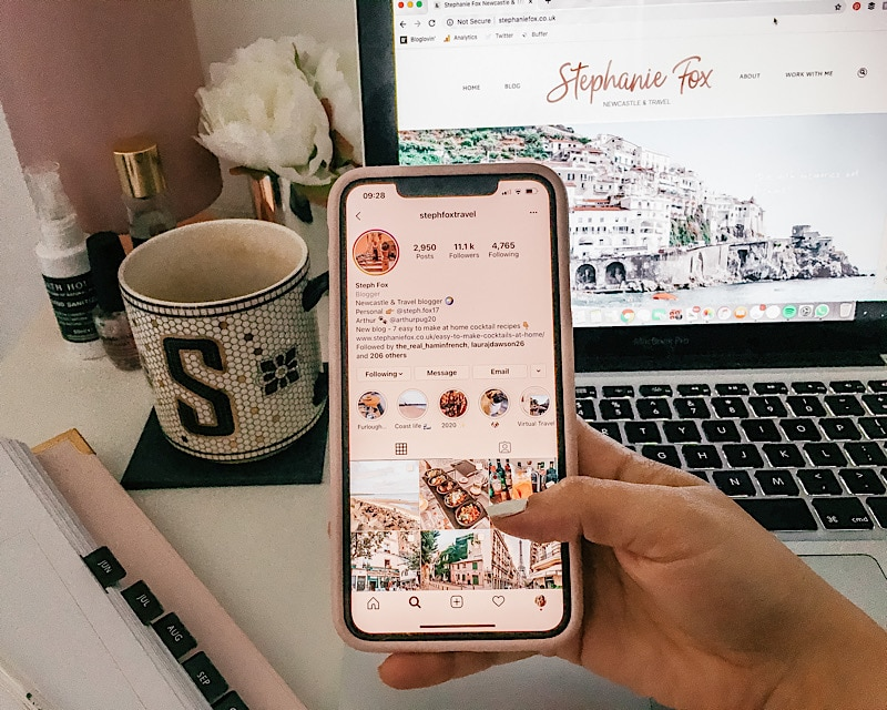 how to use instagram positively