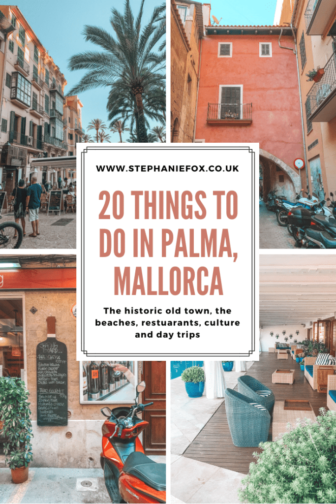 20 Things to do In Palma, Mallorca