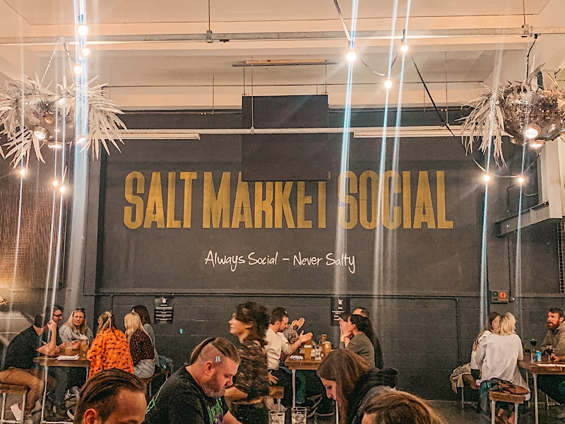 Salt Market Social, North Shields
