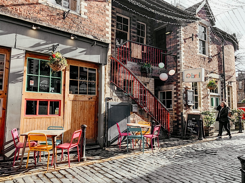 Unique places to eat and drink in Glasgow