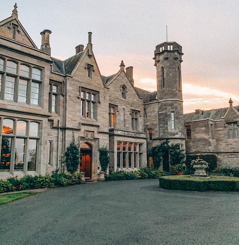 Schloss Roxburgh