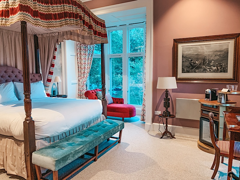 A Luxury Stay at Schloss Roxburghe in the Scottish Borders