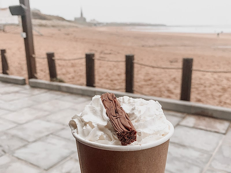 Hot chocolate Tynemouth