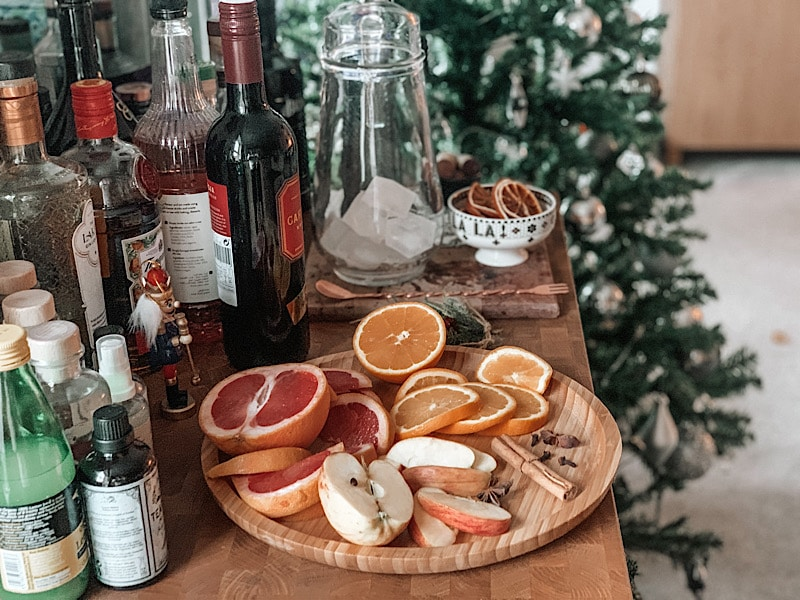 Easy Christmas Cocktails to make at Home