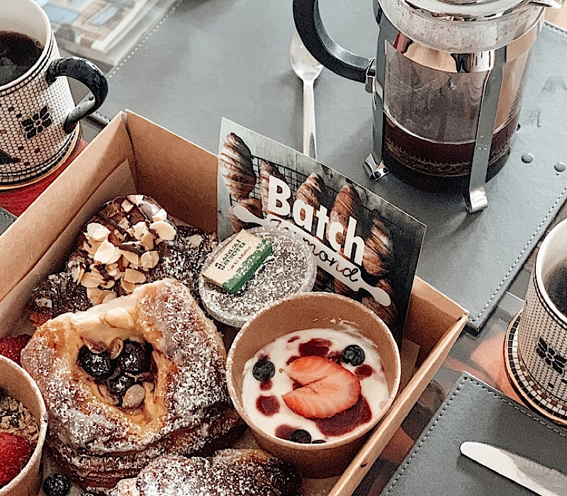 North East Breakfast Boxes & Local Coffee
