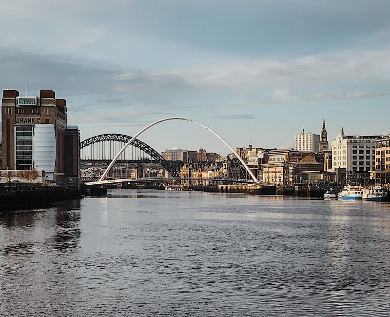 New to Newcastle & The North East For 2021