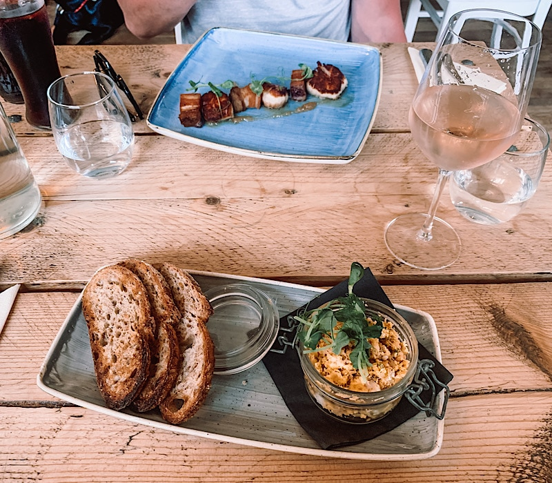The Potted Lobster, Bamburgh