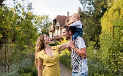 Séance famille – Domaine de la Léonardsau