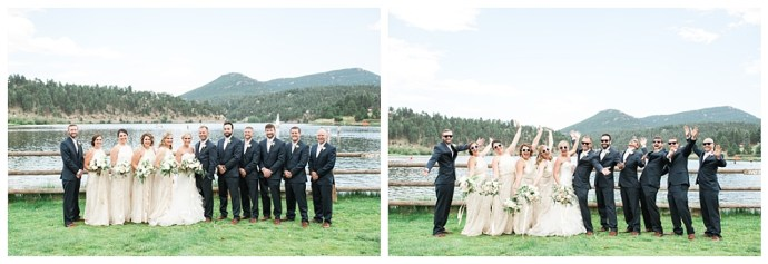 Stephanie Marie Photography Evergreen Lakehouse Colorado Iowa City Destination Wedding Photographer Katie Brandon 28