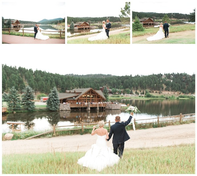 Stephanie Marie Photography Evergreen Lakehouse Colorado Iowa City Destination Wedding Photographer Katie Brandon 39