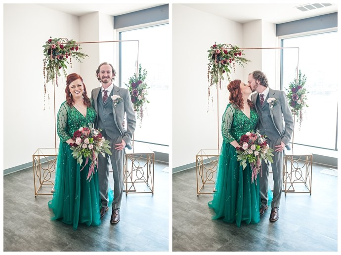 Stephanie Marie Photography Eastbank Venue and Lounge Cedar Rapids Iowa City Wedding Photographer Pete Leslie Akers 61