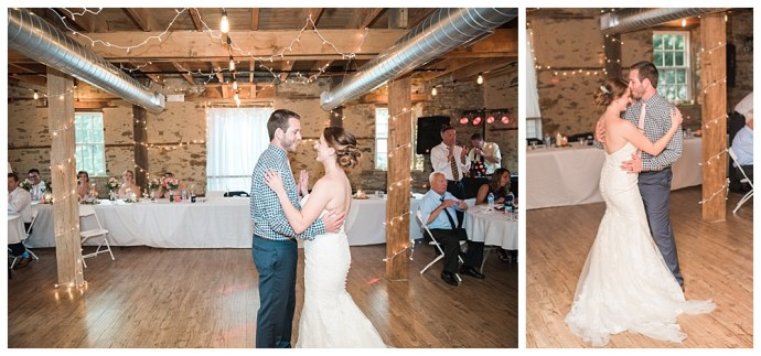 Stephanie Marie Photography Palmer House Stable Events Solon Iowa City Wedding Photographer Aaron Jenn 21
