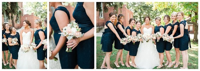 Stephanie Marie Photography Corpus Christi Catholic Church Fort Dodge Iowa City Wedding Photographer Joe Ashley 14
