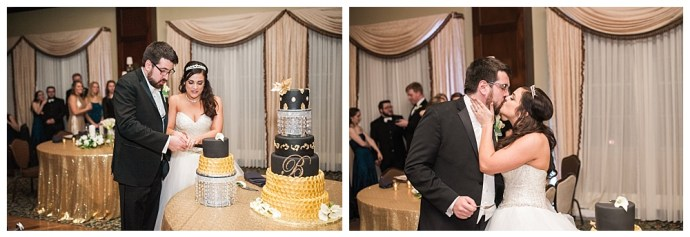 Stephanie Marie Photography Cedar Rapids Country Club New Years Eve Iowa City Wedding Photographer Josh Emily 18