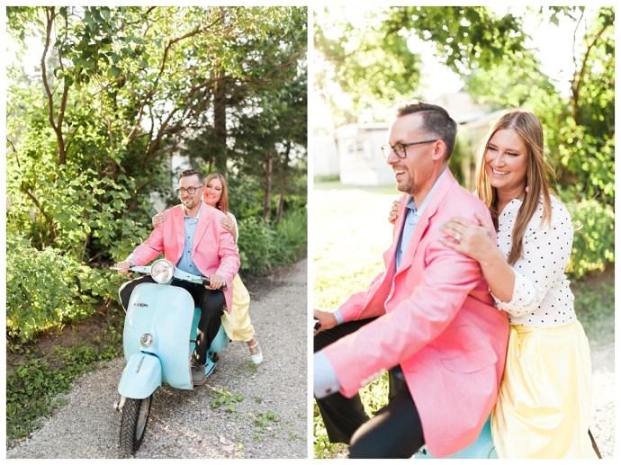 Stephanie Marie Photography Engagement Session Solon Iowa Wedding Photographer 13
