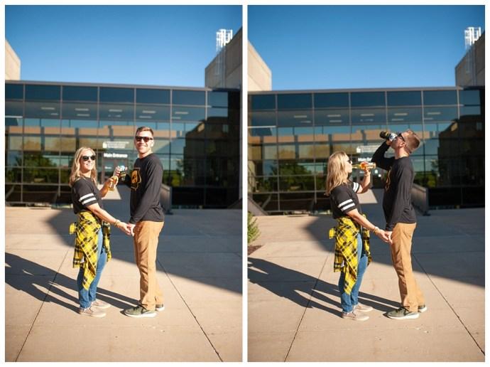 Stephanie Marie Photography Lake Tailgate Engagement Session Iowa City Wedding Photographer Emily Jake_0002.jpg
