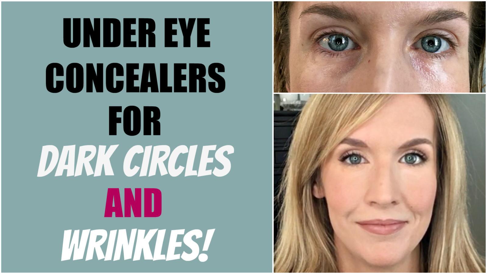 BEST & WORST Under Eye Concealer for Dark Circles AND ...