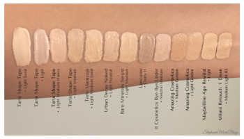 Perfect NC25 Foundation Matches • Find Your Foundation Shade