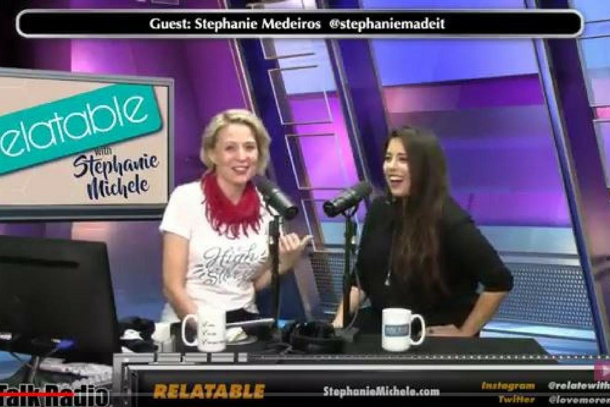 Giving Tuesday with Stephanie Medeiros