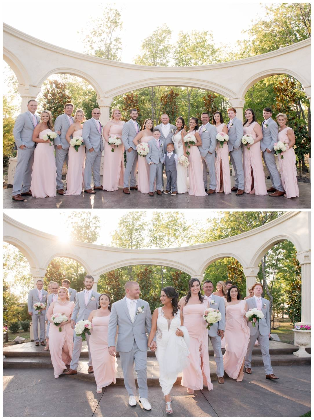 Bridal Party at the Knotting Hill Place by Stephanie Michelle Photography.jpg