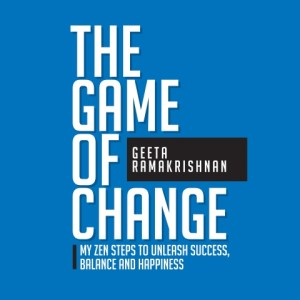 The Game of Change by Geeta Ramakrishnan, read by Stephanie Murphy