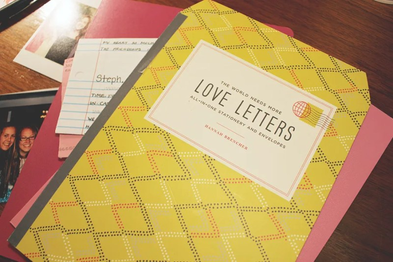30 love letters to send your best friend // stephanieorefice.net