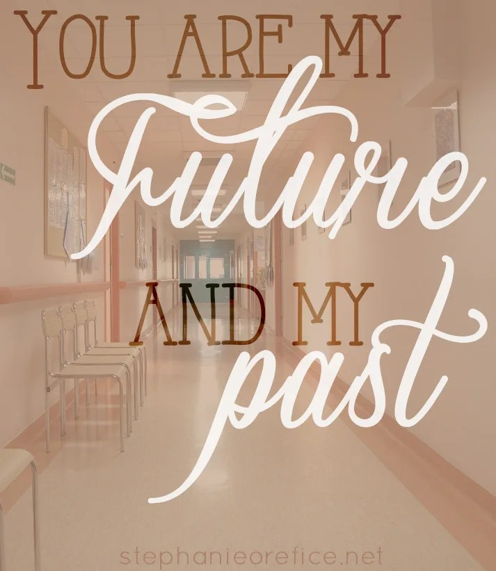 You are my future and my past // John Mark McMillan // stephanieorefice.net