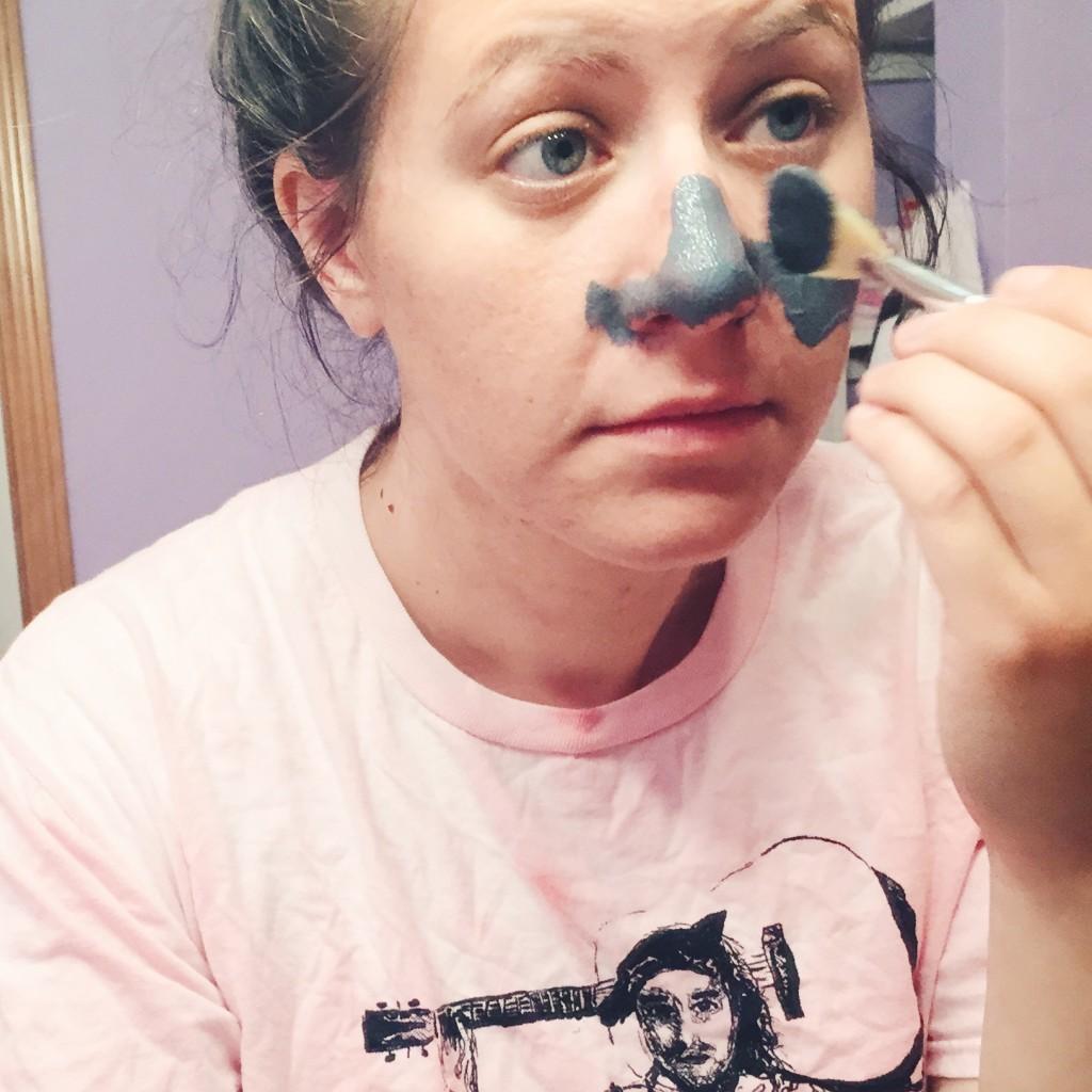 hello cutie mud mask review // stephanieorefice.net