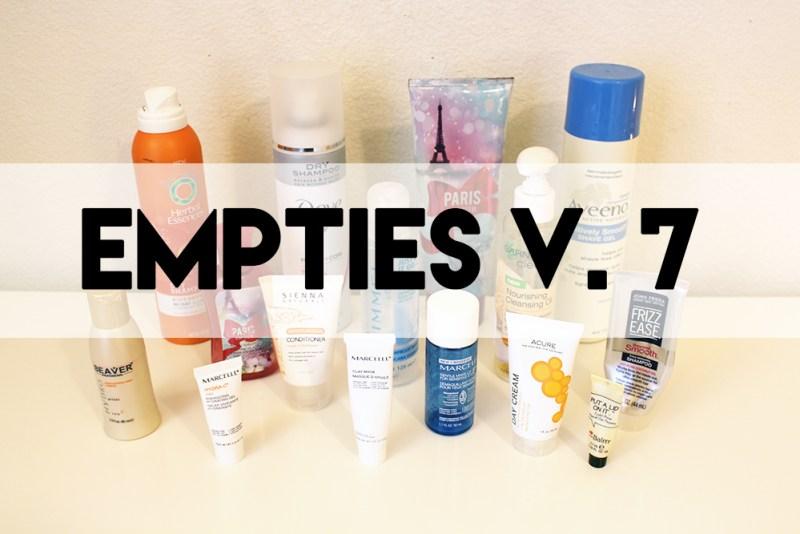 empties volume 7 // stephanieorefice.net