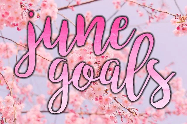 June Goals // stephanieorefice.net