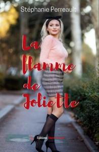 Couverture d'ouvrage: La flamme de Joliette