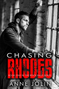 CHASING RHODES amazon front
