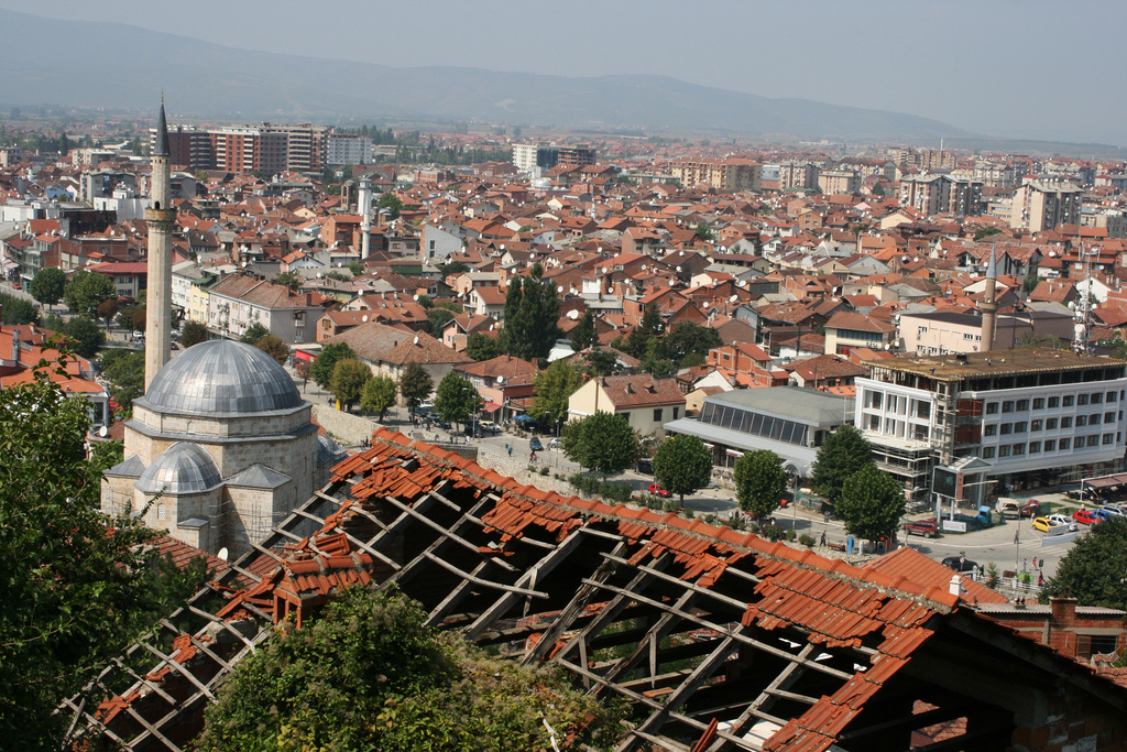 Bombed, burned and razed in the Balkans