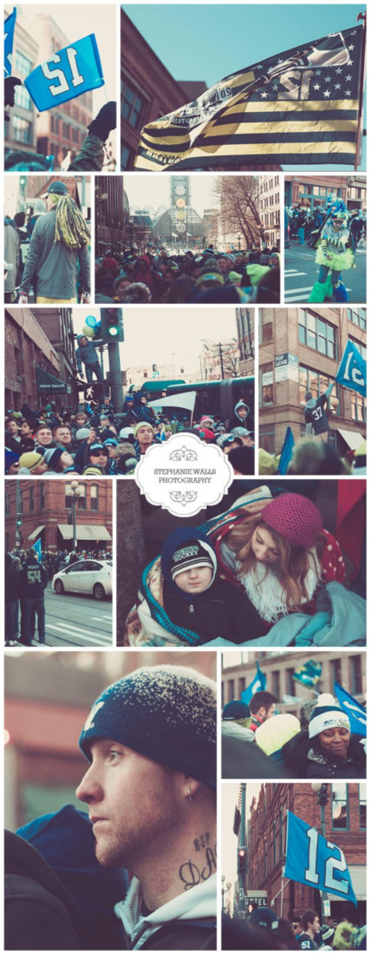 Seahawks blog 700,000 SEAHAWK PARADE|SEATTLE PHOTOGRAPHER