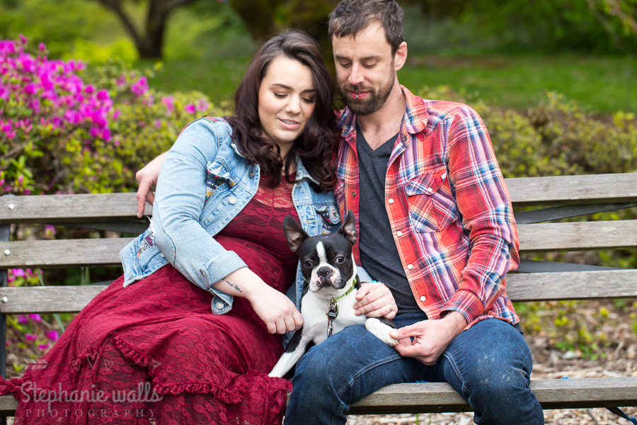 Nikkis Maternity 2 Washington Park Arboretum| Nikkole & Jon| Seattle Maternity Photographer