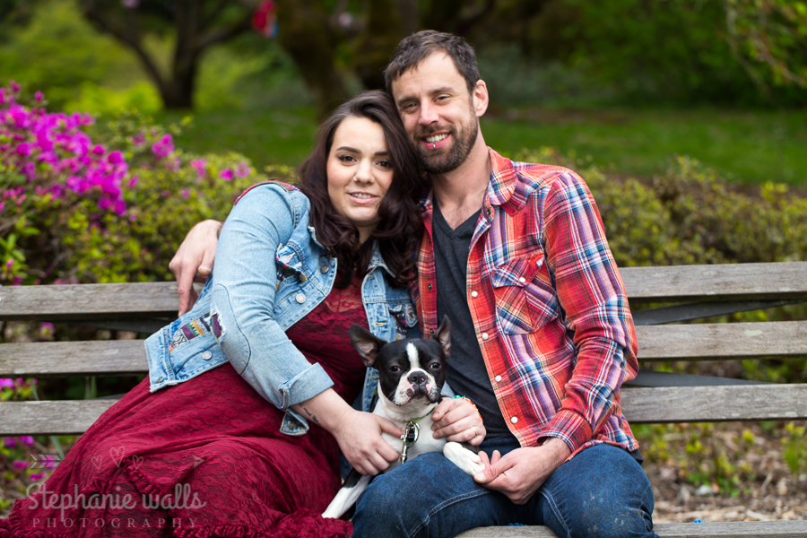 Nikkis Maternity 3 Washington Park Arboretum| Nikkole & Jon| Seattle Maternity Photographer