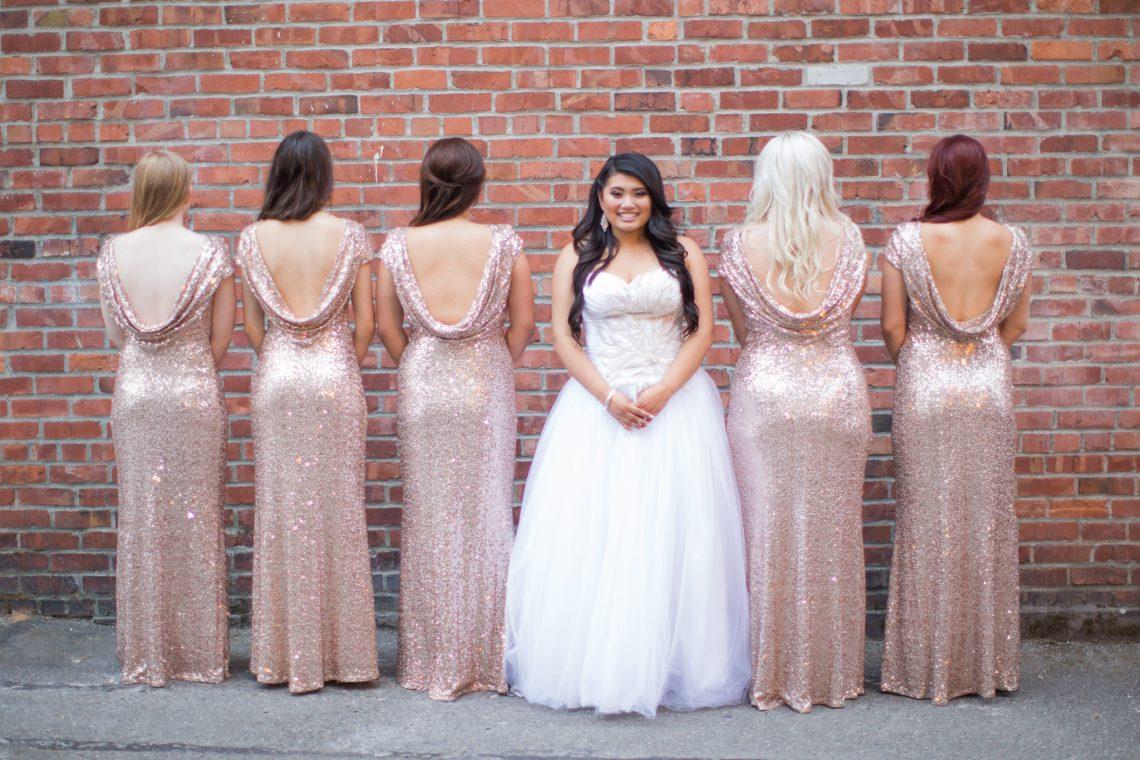 Aleshchenko Bridesmaids Photos 3 GLAM MONTE CRISTO BALLROOM WEDDING | EVERETT WEDDING PHOTOGRAPHER