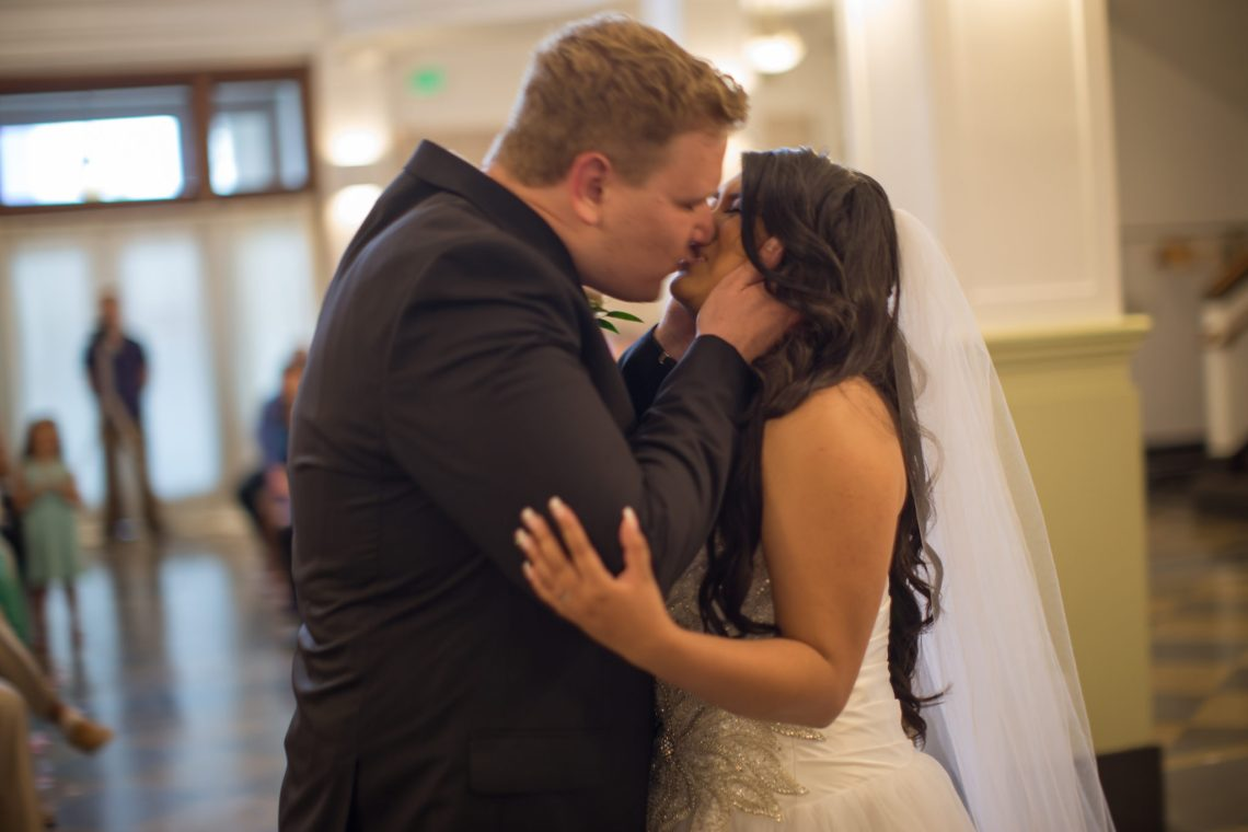 Aleshchenko Ceremony 106 GLAM MONTE CRISTO BALLROOM WEDDING | EVERETT WEDDING PHOTOGRAPHER
