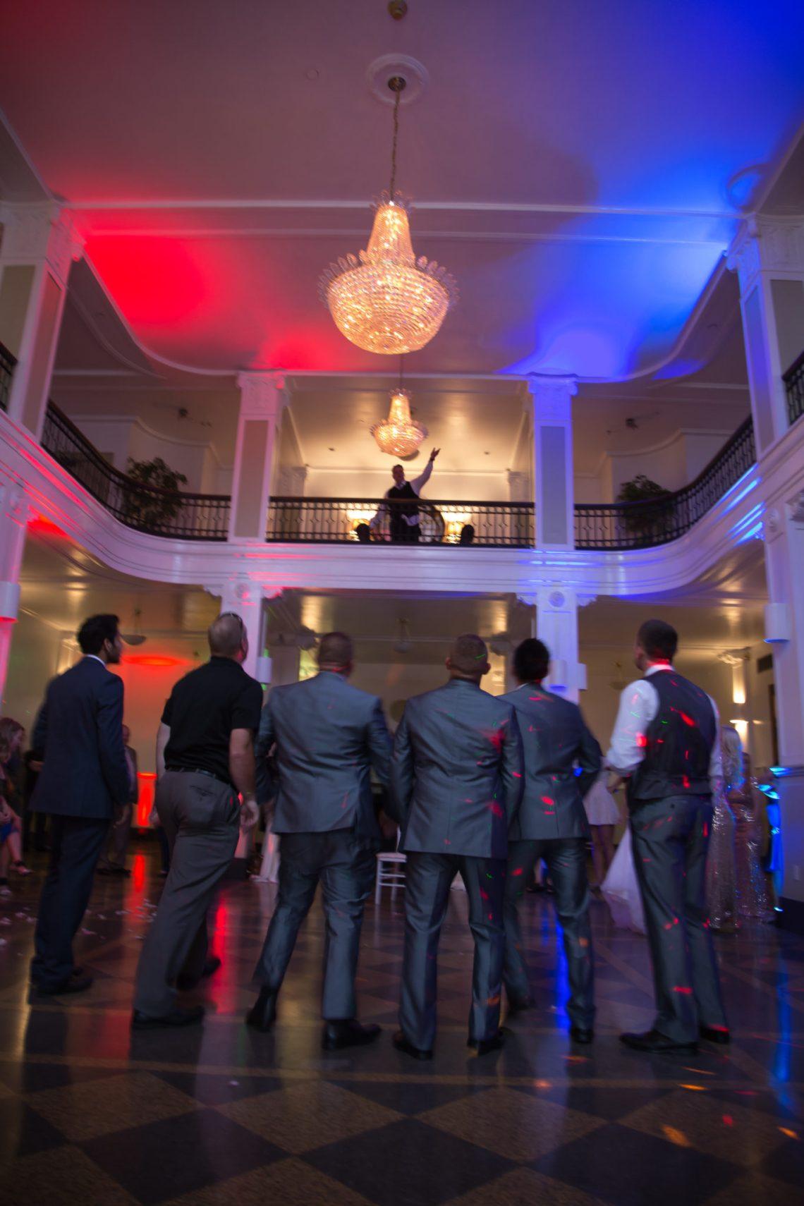 Aleshchenko Tosses 25 GLAM MONTE CRISTO BALLROOM WEDDING | EVERETT WEDDING PHOTOGRAPHER