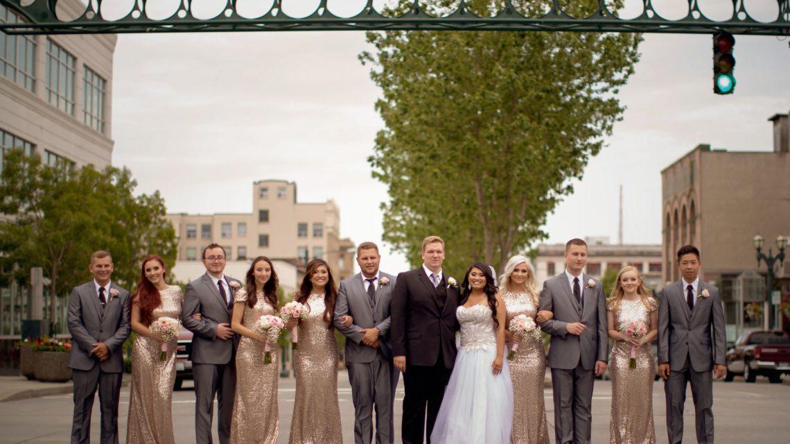 Seattle, Lake Stevens, Snohomish, Monroe, Lynnwood, Marysville, Edmonds, Woodenville Wedding Photographers www.stephaniewalls.com